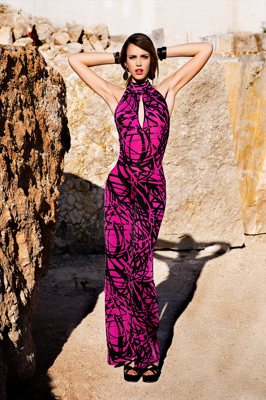 Fashion Editorial - Cava