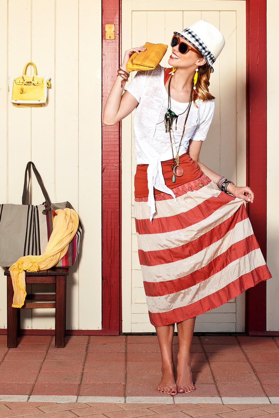 Fashion Editorial - Olga Beach