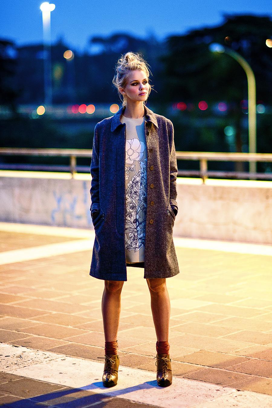 Fashion Editorial - Olga Eur