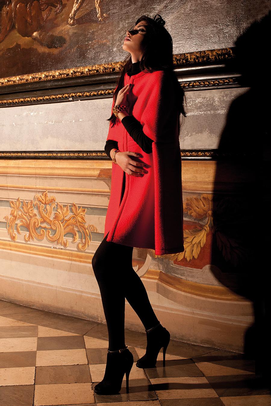 Fashion editorial - Palazzo taverna
